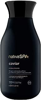 O Boticario Nativa Spa Caviar Hair Repair Shampoo, 300 ml