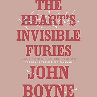 The Heart's Invisible Furies     A Novel              By:                                                                                                                                 John Boyne                               Narrated by:                                                                                                                                 Stephen Hogan                      Length: 21 hrs and 10 mins     2,965 ratings     Overall 4.7