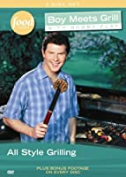 Boy Meets Grill With Bobby Flay: All Style Grillin [DVD] [Import]