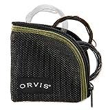 Orvis Mesh Leader Wallet, Black