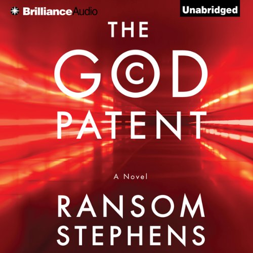 The God Patent audiobook cover art