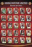 1art1 Fußball - FC Manchester United, Mannschaft 11/12