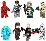 Figuras de acción de Star Wars para niños Colección de juegos de juguetes para niños The...