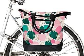 Po Campo Bergen Laptop Pannier | Weatherproof Bike Bag | Attach to Rear Rack | Convert to Crossbody Bag | Multiple Colors