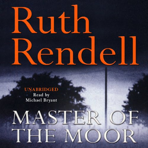 Master of the Moor audiobook cover art