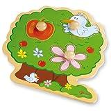 Toyland - Puzzle de 1 piezas (Classic World Toys CL2067) , color/modelo surtido
