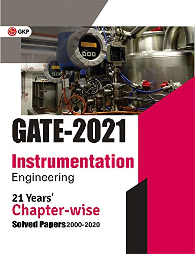 GATE Instrumentation Engineering 21 Years Chapter-wise Solved Papers
