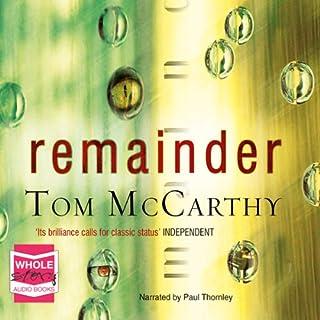 Remainder cover art