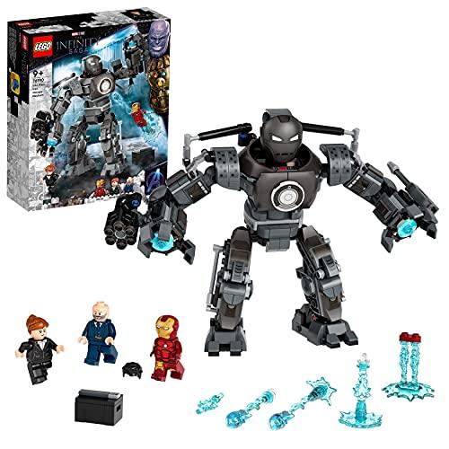 LEGO Super Heroes Iron Man: Iron Monger Scatena il Caos, Set dei Supereroi Marvel Avengers con Action Figure del Mech, 76190