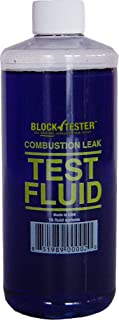 Block Tester BT-600 Replacement Combustion Leak Test Fluid 16 oz