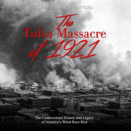 『The Tulsa Massacre of 1921』のカバーアート