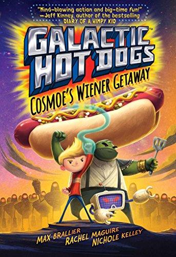 Galactic Hot Dogs 1: Cosmoe's Wiener Getaway (1)