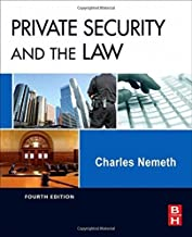Best private security and the law 4th edition Reviews
