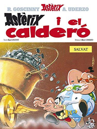 Asterix I El Caldero / Asterix and the Cauldron