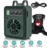 Barking Control Device,New Dog Barking Deterrent Devices Improved Dog Silencer Sensitivity,Effectively Prevent Barking