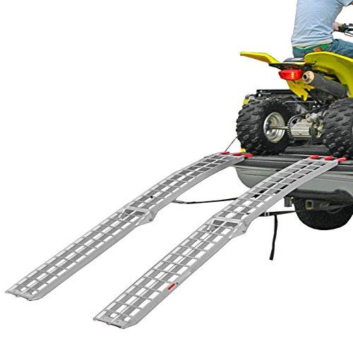 Black Widow AFL-9012-2 Dual Runner ATV Ramp