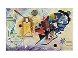 Kunstdruck Poster: Wassily Kandinsky