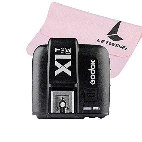 Godox X1T-S TTL 2,4 G kabelloser Blitzauslöser Transmitter für Sony DSLR-Kameras mit MI-Schuh