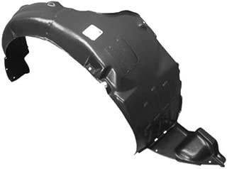 Parts N Go 2011-2013 Sonata Fender Liner Passenger Side Splash Shield - HY1249124, 868123Q000