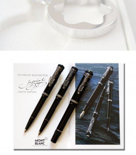 Montblanc Imperial Dragon Writers Edition 1993Set completo di penna stilografica + penna + penna a sfera