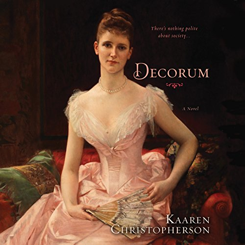 Decorum audiobook cover art