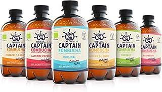 Captain Kombucha – Bebida Probiótica Naturalmente