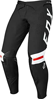 Fox Racing Flexair Preest Limited Edition Men's MX Motorcycle Pants - Black/Red / 28