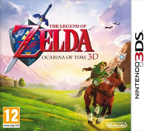 The Legend of Zelda-Ocarina of Time(3ds)