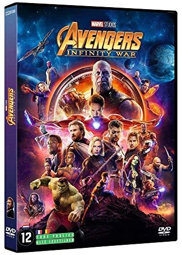 Avengers : Infinity War [DVD]