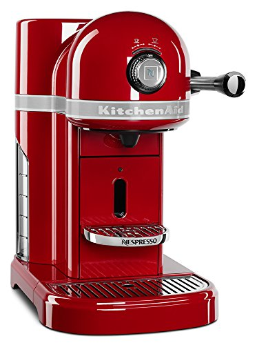 KitchenAid KES0503ER Nespresso, Empire Red