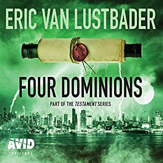 Four Dominions cover art