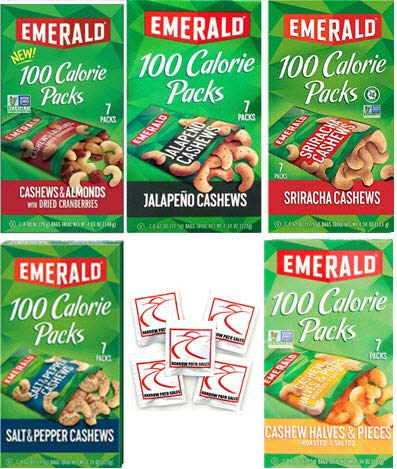100 calorie pack nuts - 5