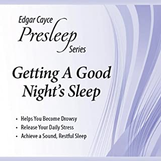 Getting a Good Night's Sleep cover art