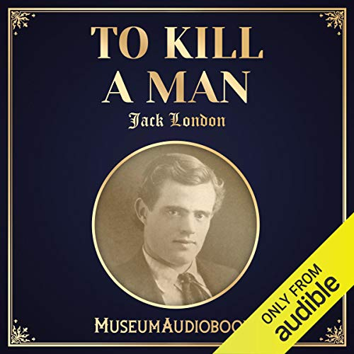 To Kill a Man audiobook cover art
