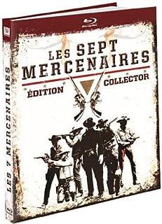 Les Sept mercenaires [Francia] [Blu-ray]