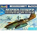 Revell 1:144 Modellino Aereo Micro Wings - Messerschmitt Me 262A - RV04919