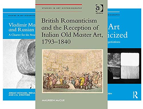 Studies in Art Historiography (12 Book Series)