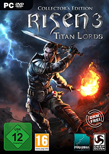 Risen 3: Titan Lords - Collectors Edition