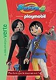 Playmobil Super 4 02 - Plus forts que le mauvais sort ! (Ma Première Bibliothèque Verte)