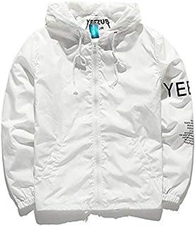 veste blanche yeezy