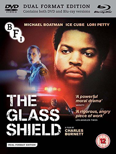 The Glass Shield [DVD + BLU-RAY]
