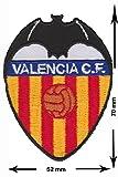 Parches - FC Valencia C.F. - Blanquinegros - small - Soccer Spain - Primera Division - Fútbol Parches - Parche Termoadhesivos - Parche Bordado - Termoadhesivo Apliques - Patch