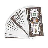 PXN 1000pcs / Paquete Joss Paper Heaven Ghost Money Honrando a los antepasados Ancestro Orar Billetes Papel Moneda 7.5X15.5cm, EUR