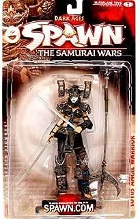 Spawn Series 19 Samurai Wars > Lotus Angel Warrior Action Figure by Unknown