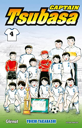 Captain Tsubasa - Tome 04: En route pour le tournoi national !