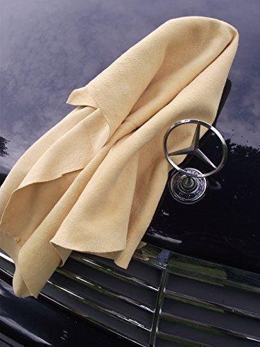 Top Assortimento: Vero Cuoi , Pelle-Auto, Panno, pelle Panno Originale - Volltrangerbung - Formato Speciale 55x85 CM