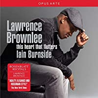 The Heart That Flutters / Lawrence Brownlee by Lawrence Brownlee (2013-05-28)