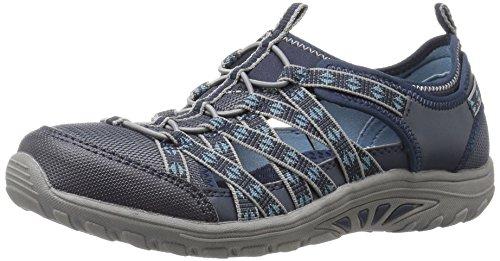 Zapatillas de deporte Reggae Fest-Dory para mujer, color azul marino, 6.5 M US