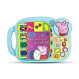 VTech - Peppa Pig - Mon Livre-jeu Éducatif – Livre Enfant / 18 Mois – 5 Ans – Version FR