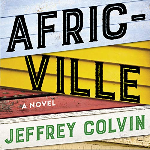 Africville audiobook cover art